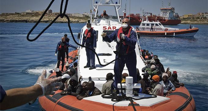 La errática política migratoria italiana