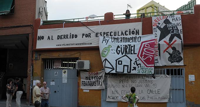 El derribo de Ofelia Nieto 29, pendiente de los tribunales