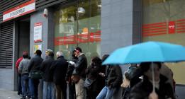 La prestación por desempleo sólo cubre a uno de cada tres parados