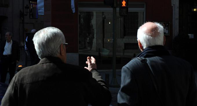 Nunca se habla de la enorme diferencia entre unas pensiones y otras