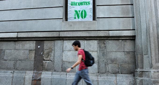 Los vecinos protestarán contra la masificación de las aulas en Madrid