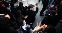 Cinco formas de protesta que el Gobierno pretende convertir en delito