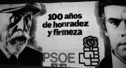 De ser socialista a ser del PSOE: 134 años de deriva hacia el centro