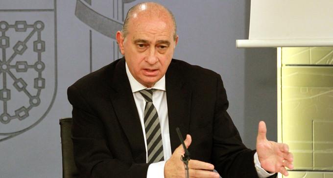 Interior admite que la Guardia Civil disparó hacia el agua en Ceuta