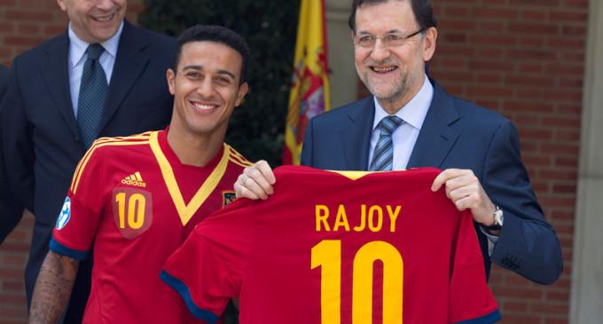 Rajoy y otros grandes valores del independentismo catalán