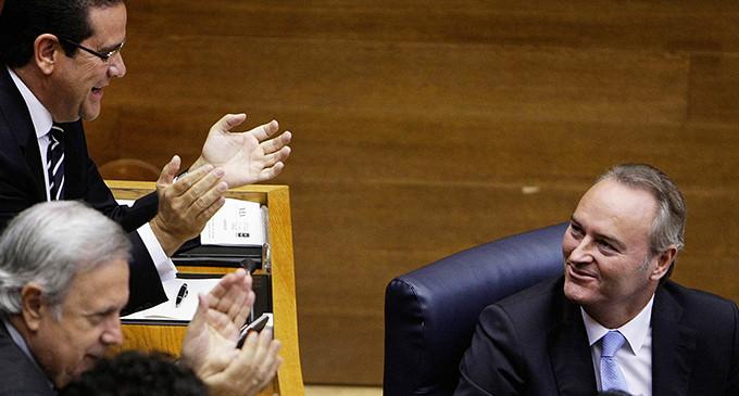 Fabra acusa a la oposición y sindicatos del cierre de Canal Nou al no apoyar el ERE