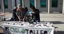 Un taller de bicicletas como vía de inclusión de personas sin hogar