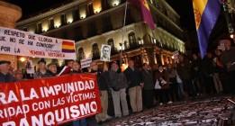 Voces ignoradas claman por la verdad, la justicia y la reparación en la Puerta del Sol