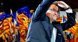 <em>La crisis amplía la brecha entre el nacionalismo español y el periférico</em>