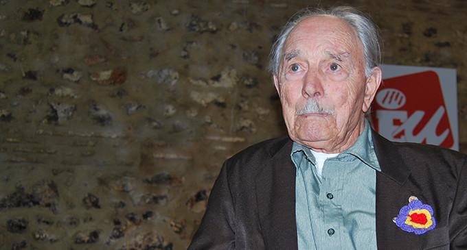 Josep Almudéver, brigadista de ida y vuelta