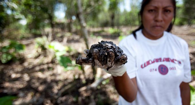 Ecuador pide apoyo en su litigio con Chevron