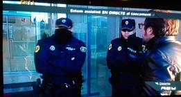 Los trabajadores impiden el cierre de Canal Nou