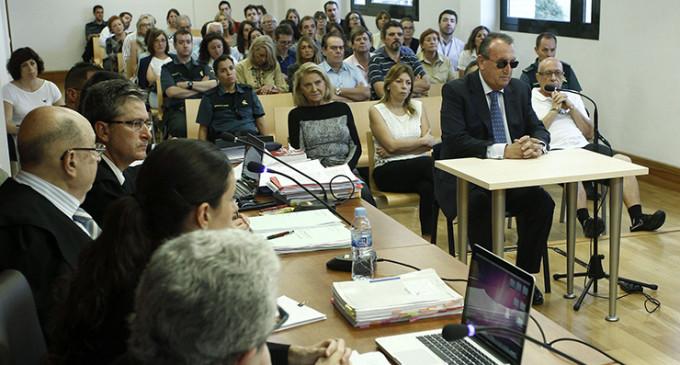 Carlos Fabra, condenado a cuatro años de cárcel por delitos fiscales
