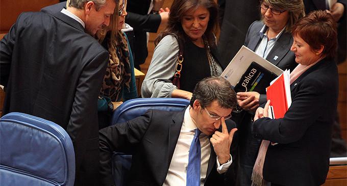 Feijóo pagará 520.000 euros a Imaxe Intermedia por la campaña de publicidad institucional 'Galicia emprende'