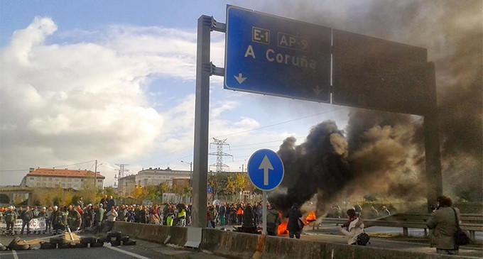 La falta de trabajo en Navantia amenaza el futuro de Ferrol y su comarca