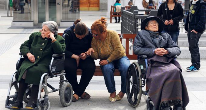 Las cifras de la dependencia tras el tijeretazo de 2012