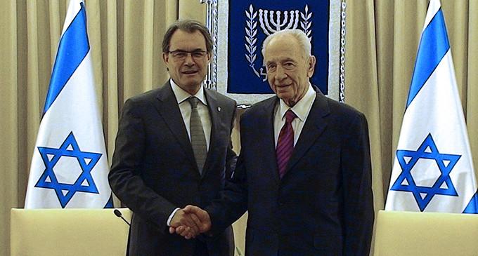 <em>Fins quan la complicitat amb l'Estat d'Israel?</em>