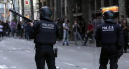 CiU, ERC y PP impiden la retirada de todos los proyectiles de los Mossos