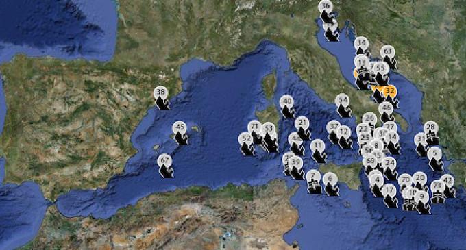 La mafia y el negocio de hundir barcos radioactivos en el Mediterráneo