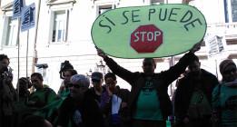 """La PAH denuncia que la moratoria no ha acabado con la """"sangría"""" de los desahucios"""