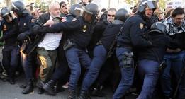 """La prensa europea se hace eco del """"autoritarismo"""" de la ley de Seguridad Ciudadana"""