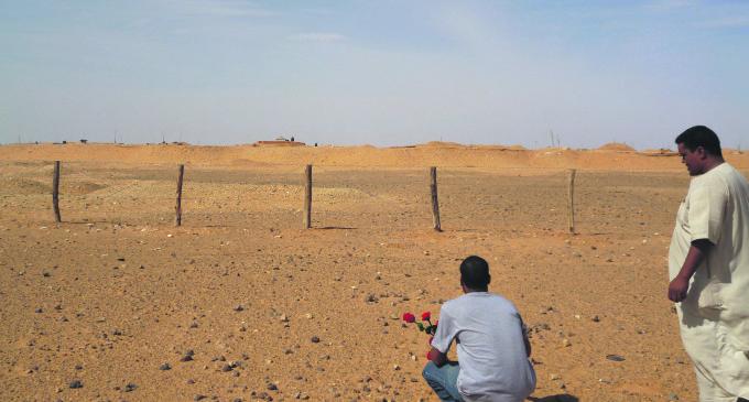 Francotiradores pacíficos saharauis