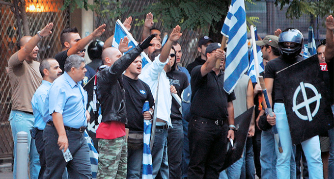 Grecia suspende la ayuda estatal al neonazi Amanecer Dorado
