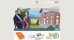 Casa Real abre una web infantil para acercar la Monarquía a los más pequeños