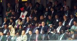 Sudáfrica da su último adiós a Mandela