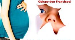 El arzobispo de Pamplona participará en un escrache antiabortista ante una clínica