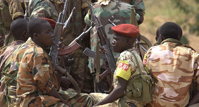 La ONU comienza el despliegue militar en la República Centroafricana