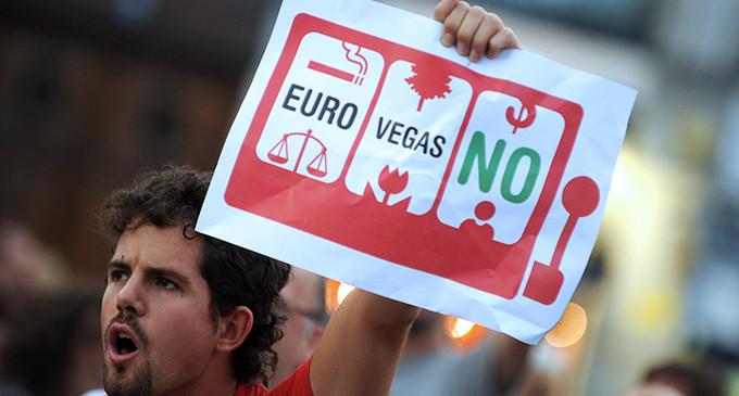 <em>Adiós a Eurovegas, una estrategia para el subdesarrollo</em>