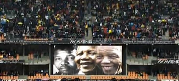 Entierro de Nelson Mandela I La Marea