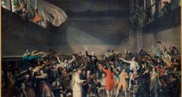 <em>Robespierre en 2014: ¡Arriba el pueblo!</em>