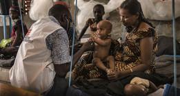 Médicos sin Fronteras asesta un duro golpe a la malaria en Níger