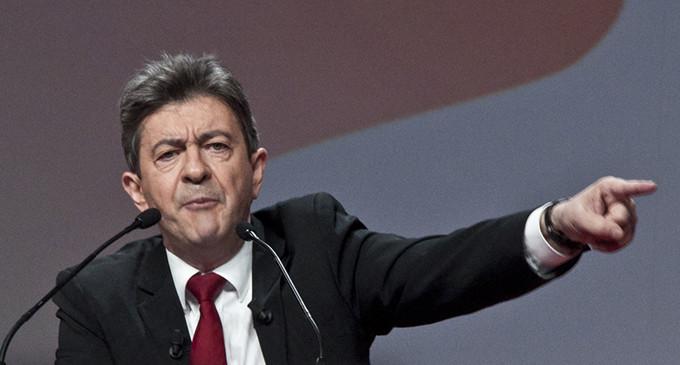 Mélenchon, el candidato sorpresa en Francia