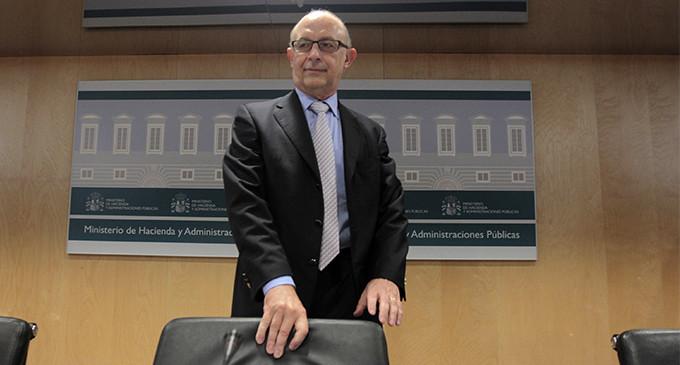 Defender Madrid de Montoro y de los recortes