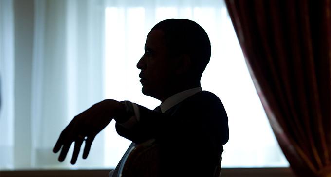 <em>Barack Obama: el presidente menos transparente de la historia</em>