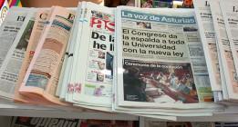 La prensa destruye aún más empleo y tiene menor credibilidad que el año pasado