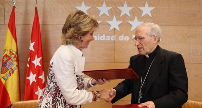 La ideología y las medidas del PP atentan contra la doctrina social de la Iglesia