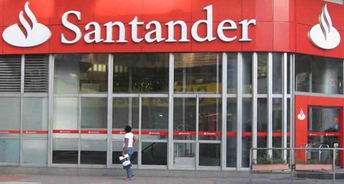 La CNMV multa al Santander y a Sacresa por manipulación del mercado