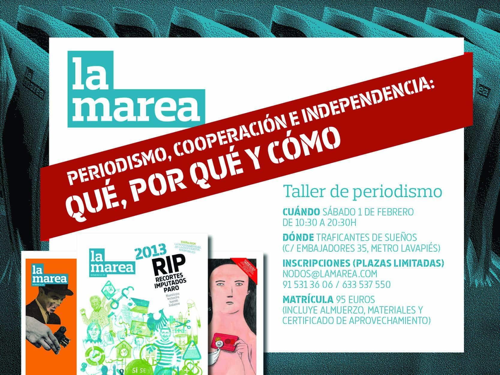 CARTEL_taller periodismo_web