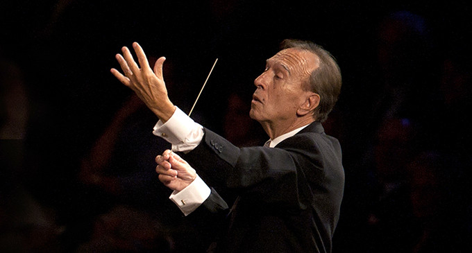 <em>Se llamaba Claudio (Abbado), no maestro</em>