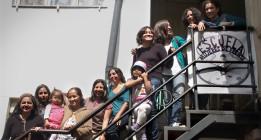 La escuela de mujeres que mira de frente la vida