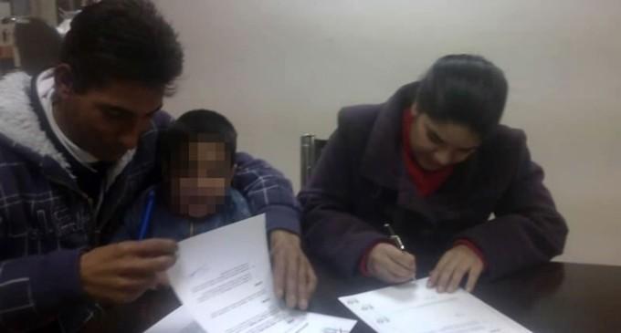 Una familia de Granada logra un alquiler social del piso que ocupó