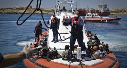 Más de 2.000 migrantes han muerto este año en el Mediterráneo