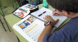 El Gobierno recorta casi un 40% las ayudas para libros de texto