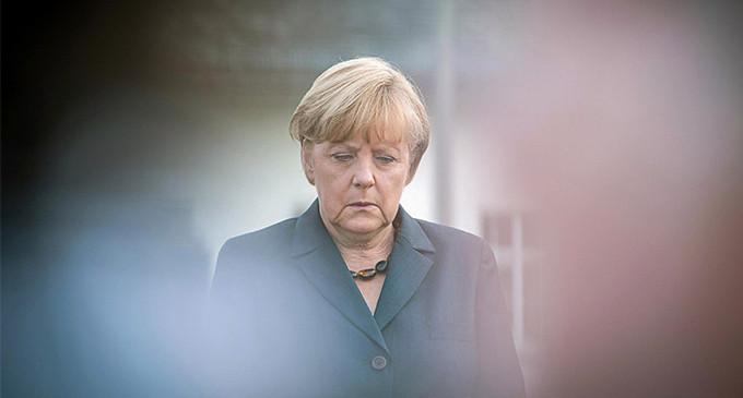 Merkel, ante un país fracturado