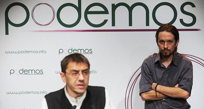 #YoConMonedero Se va el alma de PODEMOS pero queda Corazón de Sobra para ganar las Elecciones