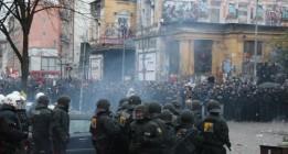 Hamburgo tomado por la policía: 'zona de peligro'